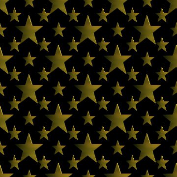 Click to get the codes for this image. 3d Gold Stars Wallpaper On Black Background, Stars, Metallic, Gold Background Wallpaper Image or texture free for any profile, webpage, phone, or desktop