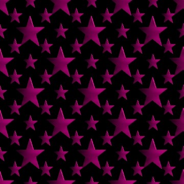 Click to get the codes for this image. 3d Pink Stars Wallpaper On Black Background, Stars, Metallic, Pink Background Wallpaper Image or texture free for any profile, webpage, phone, or desktop