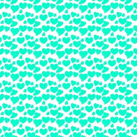 Click to get the codes for this image. Aqua Hearts On White, Aqua, Hearts Background Wallpaper Image or texture free for any profile, webpage, phone, or desktop