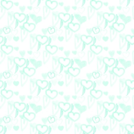Click to get the codes for this image. Aqua Pastel Random Hearts, Aqua, Hearts Background Wallpaper Image or texture free for any profile, webpage, phone, or desktop