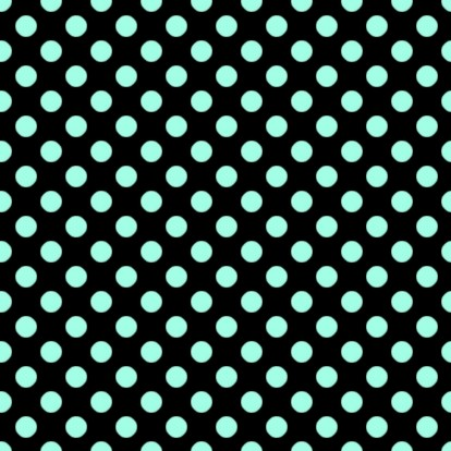 Click to get the codes for this image. Aqua Polkadots On Black, Aqua, Polka Dots Background Wallpaper Image or texture free for any profile, webpage, phone, or desktop