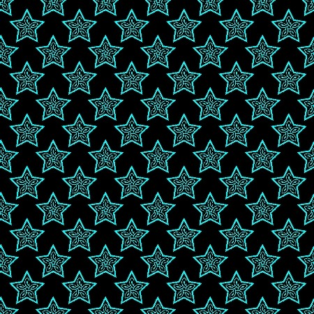 Click to get the codes for this image. Aqua Stars On Black, Aqua, Stars Background Wallpaper Image or texture free for any profile, webpage, phone, or desktop
