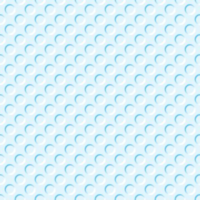 Click to get the codes for this image. Baby Blue Indented Circles Background Seamless, Beveled and Indented, Circles, Blue Background Wallpaper Image or texture free for any profile, webpage, phone, or desktop