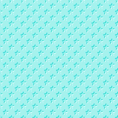 Click to get the codes for this image. Beveled Aqua Stars Background Seamless, Beveled and Indented, Stars, Aqua Background Wallpaper Image or texture free for any profile, webpage, phone, or desktop