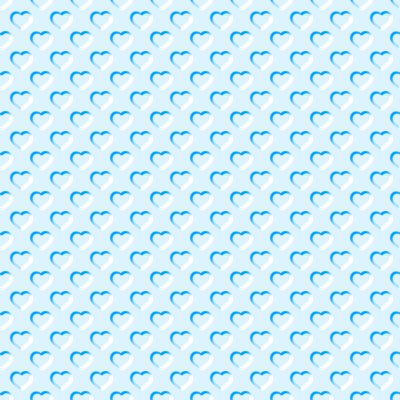 Click to get the codes for this image. Beveled Baby Blue Hearts Background Seamless, Beveled and Indented, Hearts, Blue Background Wallpaper Image or texture free for any profile, webpage, phone, or desktop