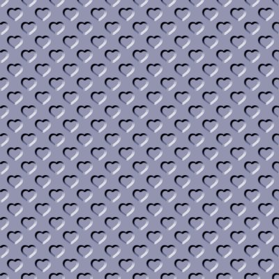 Click to get the codes for this image. Beveled Blue Gray Hearts Background Seamless, Beveled and Indented, Hearts, Blue, Gray Background Wallpaper Image or texture free for any profile, webpage, phone, or desktop