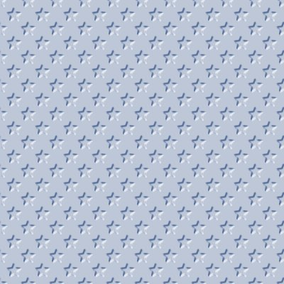 Click to get the codes for this image. Beveled Blue Gray Stars Background Seamless, Beveled and Indented, Stars, Gray, Blue Background Wallpaper Image or texture free for any profile, webpage, phone, or desktop