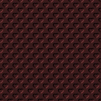 Click to get the codes for this image. Beveled Brick Red Hearts Background Seamless, Beveled and Indented, Hearts, Brown, Metallic, Red Background Wallpaper Image or texture free for any profile, webpage, phone, or desktop