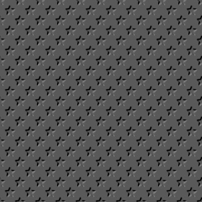 Click to get the codes for this image. Beveled Charcoal Gray Stars Background Seamless, Beveled and Indented, Stars, Gray Background Wallpaper Image or texture free for any profile, webpage, phone, or desktop
