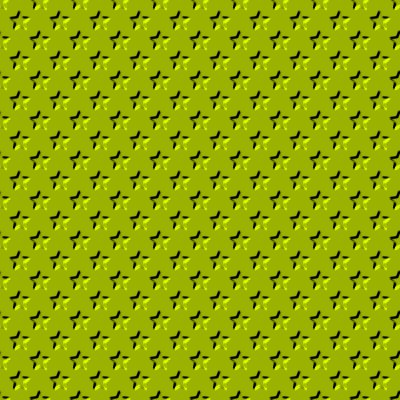 Click to get the codes for this image. Beveled Chartreuse Stars Background Seamless, Beveled and Indented, Stars, Green Background Wallpaper Image or texture free for any profile, webpage, phone, or desktop