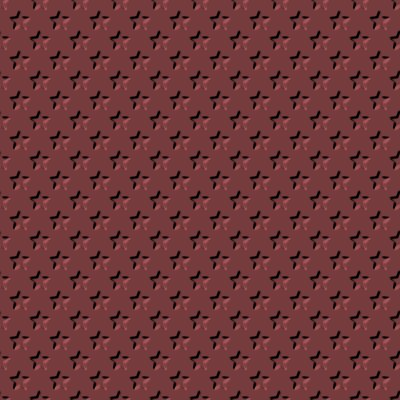 Click to get the codes for this image. Beveled Clay Red Stars Background Seamless, Beveled and Indented, Stars, Red, Brown Background Wallpaper Image or texture free for any profile, webpage, phone, or desktop