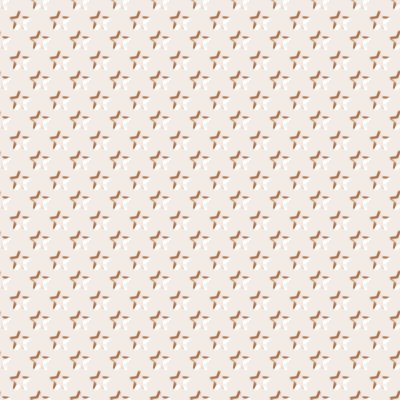 Click to get the codes for this image. Beveled Cream Colored Stars Background Seamless, Beveled and Indented, Stars, Ivory or Cream Colored Background Wallpaper Image or texture free for any profile, webpage, phone, or desktop