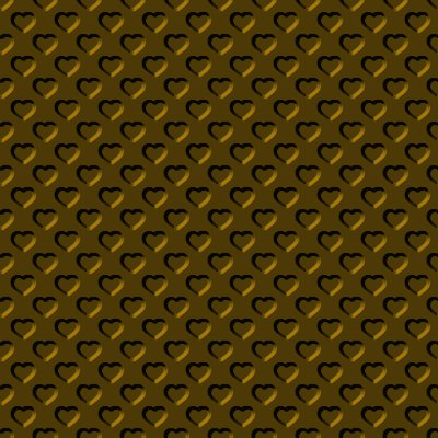 Click to get the codes for this image. Beveled Dark Golden Brown Hearts Background Seamless, Beveled and Indented, Hearts, Brown, Metallic Background Wallpaper Image or texture free for any profile, webpage, phone, or desktop