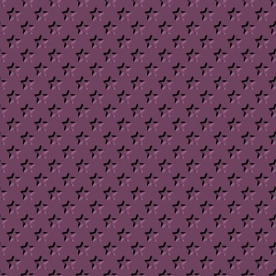 Click to get the codes for this image. Beveled Dark Mauve Stars Background Seamless, Beveled and Indented, Stars, Pink Background Wallpaper Image or texture free for any profile, webpage, phone, or desktop