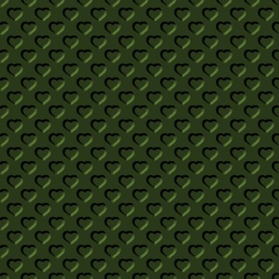Click to get the codes for this image. Beveled Dark Olive Green Hearts Background Seamless, Beveled and Indented, Hearts, Green Background Wallpaper Image or texture free for any profile, webpage, phone, or desktop