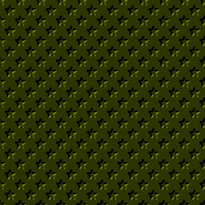 Click to get the codes for this image. Beveled Dark Olive Green Stars Background Seamless, Beveled and Indented, Stars, Green, Metallic Background Wallpaper Image or texture free for any profile, webpage, phone, or desktop