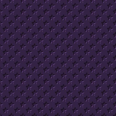 Click to get the codes for this image. Beveled Dark Plum Stars Background Seamless, Beveled and Indented, Stars, Purple Background Wallpaper Image or texture free for any profile, webpage, phone, or desktop