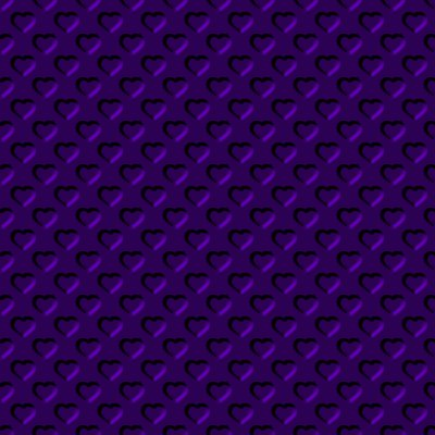 Click to get the codes for this image. Beveled Dark Purple Hearts Background Seamless, Beveled and Indented, Hearts, Purple, Metallic Background Wallpaper Image or texture free for any profile, webpage, phone, or desktop