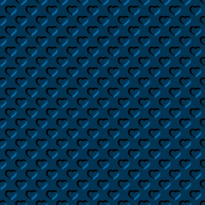 Click to get the codes for this image. Beveled Dark Steel Blue Hearts Background Seamless, Beveled and Indented, Hearts, Blue, Metallic Background Wallpaper Image or texture free for any profile, webpage, phone, or desktop