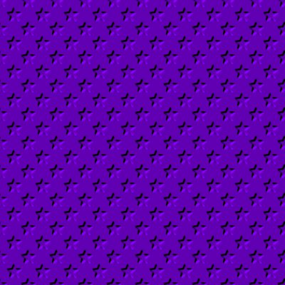 Click to get the codes for this image. Beveled Deep Purple Stars Background Seamless, Beveled and Indented, Stars, Purple Background Wallpaper Image or texture free for any profile, webpage, phone, or desktop