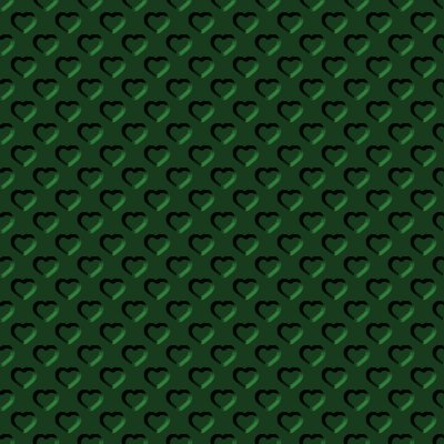 Click to get the codes for this image. Beveled Forest Green Hearts Background Seamless, Beveled and Indented, Hearts, Green Background Wallpaper Image or texture free for any profile, webpage, phone, or desktop
