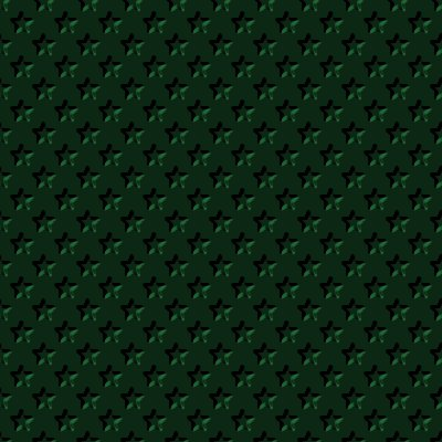 Click to get the codes for this image. Beveled Forest Green Stars Background Seamless, Beveled and Indented, Stars, Green, Metallic Background Wallpaper Image or texture free for any profile, webpage, phone, or desktop