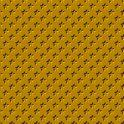 Click to get the codes for this image. Beveled Golden Yellow Stars Background Seamless, Beveled and Indented, Stars, Yellow, Gold Background Wallpaper Image or texture free for any profile, webpage, phone, or desktop