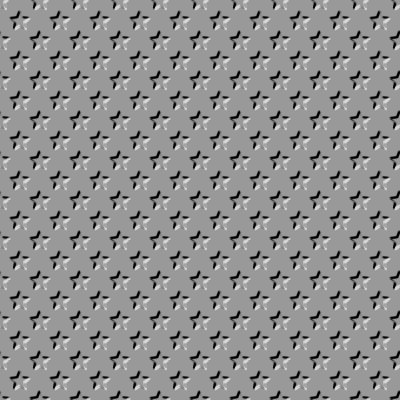 Click to get the codes for this image. Beveled Gray Stars Background Seamless, Beveled and Indented, Stars, Gray Background Wallpaper Image or texture free for any profile, webpage, phone, or desktop