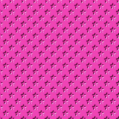 Click to get the codes for this image. Beveled Hot Pink Stars Background Seamless, Beveled and Indented, Stars, Pink Background Wallpaper Image or texture free for any profile, webpage, phone, or desktop