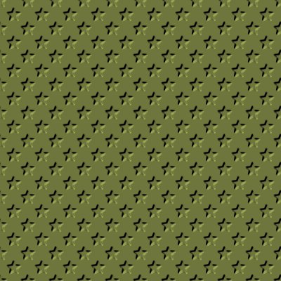 Click to get the codes for this image. Beveled Khaki Green Stars Background Seamless, Beveled and Indented, Stars, Green Background Wallpaper Image or texture free for any profile, webpage, phone, or desktop