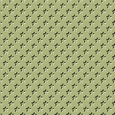 Click to get the codes for this image. Beveled Light Khaki Green Stars Background Seamless, Beveled and Indented, Stars, Green Background Wallpaper Image or texture free for any profile, webpage, phone, or desktop