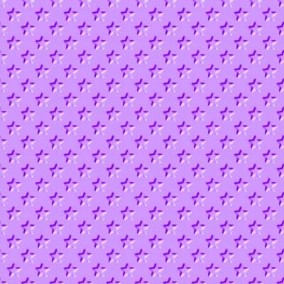 Click to get the codes for this image. Beveled Light Purple Stars Background Seamless, Beveled and Indented, Stars, Purple Background Wallpaper Image or texture free for any profile, webpage, phone, or desktop