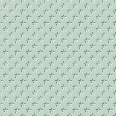 Click to get the codes for this image. Beveled Light Sage Stars Background Seamless, Beveled and Indented, Stars, Green Background Wallpaper Image or texture free for any profile, webpage, phone, or desktop