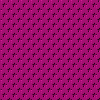 Click to get the codes for this image. Beveled Magenta Stars Background Seamless, Beveled and Indented, Stars, Pink Background Wallpaper Image or texture free for any profile, webpage, phone, or desktop