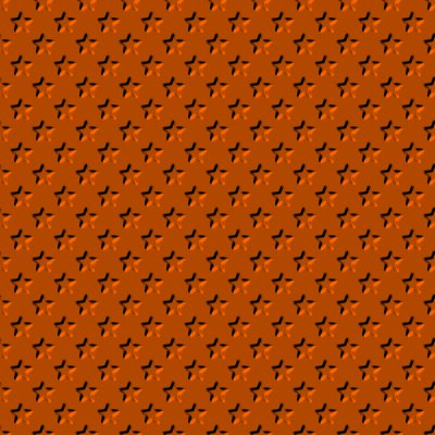 Click to get the codes for this image. Beveled Orange Stars Background Seamless, Beveled and Indented, Stars, Orange Background Wallpaper Image or texture free for any profile, webpage, phone, or desktop