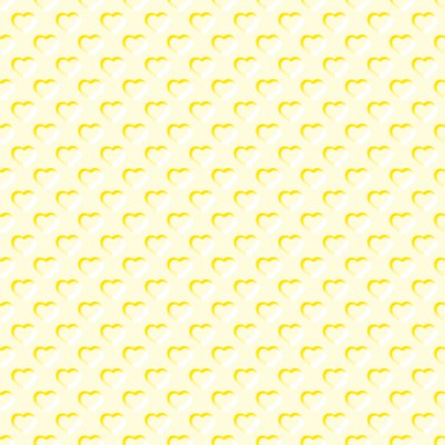 Click to get the codes for this image. Beveled Pale Yellow Hearts Background Seamless, Beveled and Indented, Hearts, Yellow Background Wallpaper Image or texture free for any profile, webpage, phone, or desktop