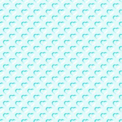 Click to get the codes for this image. Beveled Pastel Aqua Hearts Background Seamless, Beveled and Indented, Hearts, Aqua Background Wallpaper Image or texture free for any profile, webpage, phone, or desktop