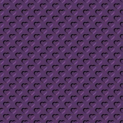 Click to get the codes for this image. Beveled Plum Hearts Background Seamless, Beveled and Indented, Hearts, Purple Background Wallpaper Image or texture free for any profile, webpage, phone, or desktop