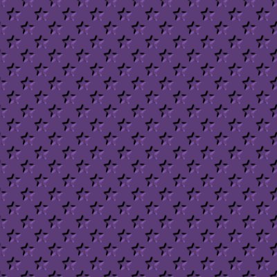 Click to get the codes for this image. Beveled Plum Stars Background Seamless, Beveled and Indented, Stars, Purple Background Wallpaper Image or texture free for any profile, webpage, phone, or desktop