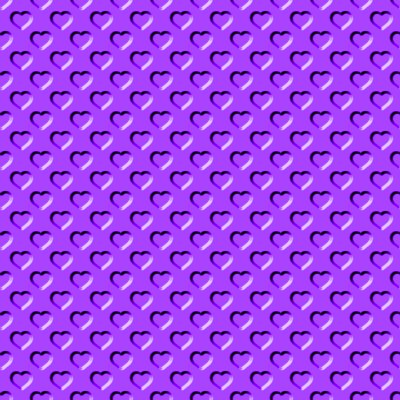 Click to get the codes for this image. Beveled Purple Hearts Background Seamless, Beveled and Indented, Hearts, Purple Background Wallpaper Image or texture free for any profile, webpage, phone, or desktop