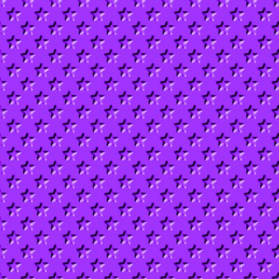 Click to get the codes for this image. Beveled Purple Stars Background Seamless, Beveled and Indented, Stars, Purple Background Wallpaper Image or texture free for any profile, webpage, phone, or desktop