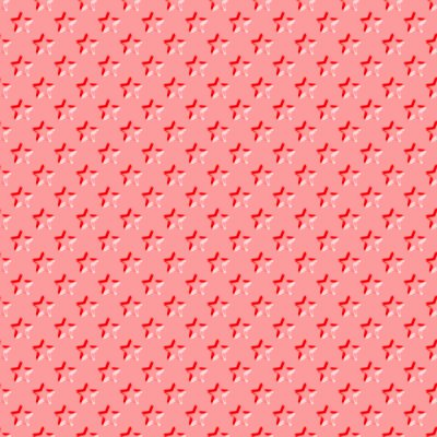 Click to get the codes for this image. Beveled Salmon Red Stars Background Seamless, Beveled and Indented, Stars, Red Background Wallpaper Image or texture free for any profile, webpage, phone, or desktop