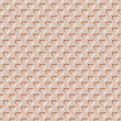 Click to get the codes for this image. Beveled Tan Hearts Background Seamless, Beveled and Indented, Hearts, Brown Background Wallpaper Image or texture free for any profile, webpage, phone, or desktop
