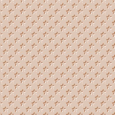 Click to get the codes for this image. Beveled Tan Stars Background Seamless, Beveled and Indented, Stars, Brown Background Wallpaper Image or texture free for any profile, webpage, phone, or desktop