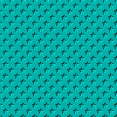 Click to get the codes for this image. Beveled Teal Stars Background Seamless, Beveled and Indented, Stars, Aqua Background Wallpaper Image or texture free for any profile, webpage, phone, or desktop