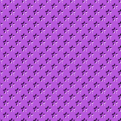 Click to get the codes for this image. Beveled Violet Purple Stars Background Seamless, Beveled and Indented, Stars, Purple Background Wallpaper Image or texture free for any profile, webpage, phone, or desktop