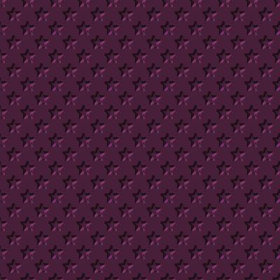 Click to get the codes for this image. Beveled Wine Mauve Stars Background Seamless, Beveled and Indented, Stars, Pink Background Wallpaper Image or texture free for any profile, webpage, phone, or desktop