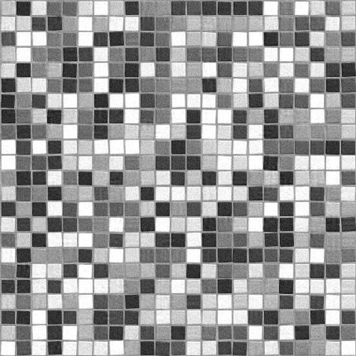 Click to get the codes for this image. Black And White Mosaic Tile Background Texture, Checkers and Squares, Tile, Black and White Background Wallpaper Image or texture free for any profile, webpage, phone, or desktop