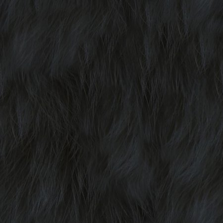 Click to get the codes for this image. Black Faux Fur Seamless Background Texture Pattern, Fur and Animal Print, Dark, Black Background Wallpaper Image or texture free for any profile, webpage, phone, or desktop
