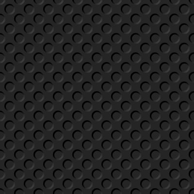 Click to get the codes for this image. Black Indented Circles Background Seamless, Beveled and Indented, Circles, Dark, Black Background Wallpaper Image or texture free for any profile, webpage, phone, or desktop